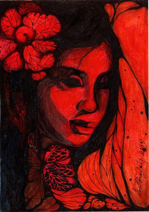 Fever - Loi Hong Diep art