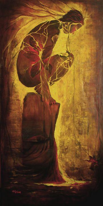 Narcissus - Loi Hong Diep art