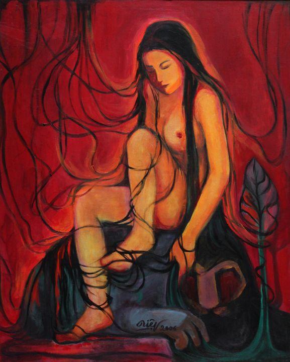 Autosuggestion - Loi Hong Diep art