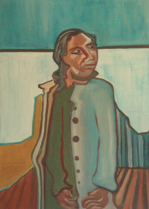 Picaso's portrait - Yosef Saadon