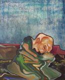 60 X 50 cm oil painting