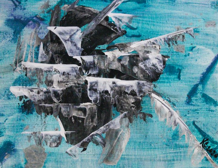 Boat wreckage 1 of 4 - KC art gallery