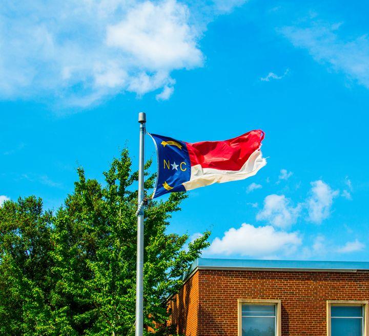 NC FLAG - Dewayne Marcel