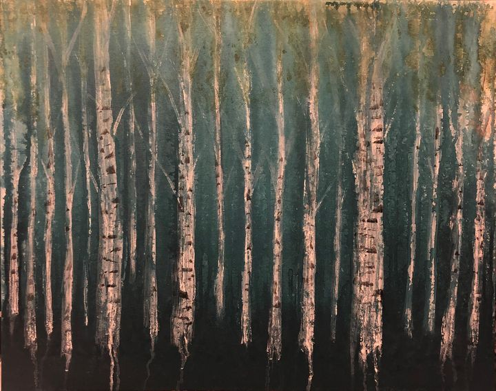Bloody Birch Trees - Summer's Creations