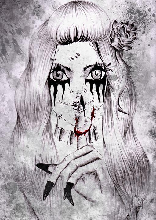 Le Silence - Creation Art Graphic