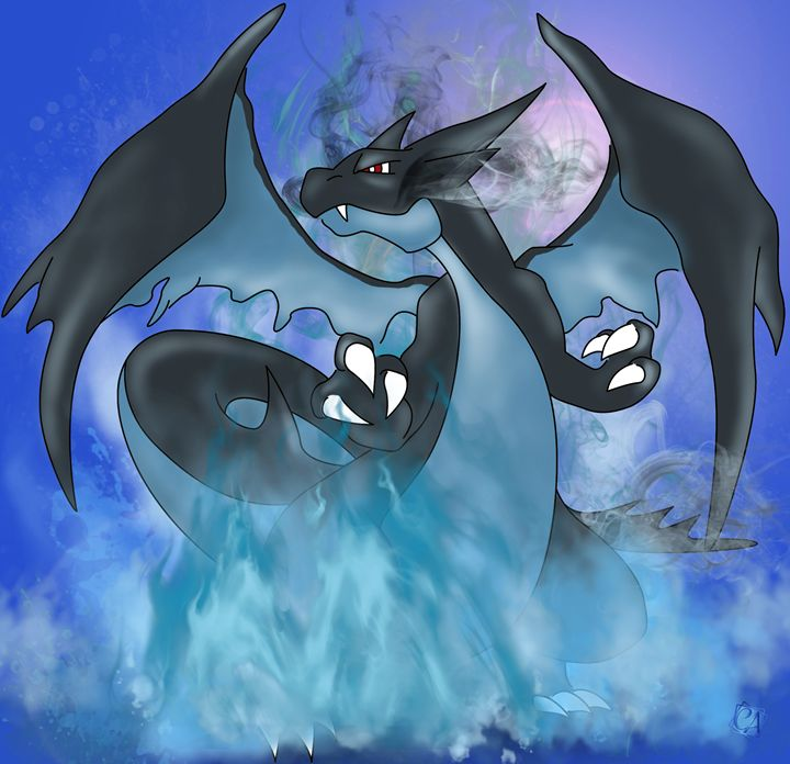 Black DRACAUFEU - Creation Art Graphic