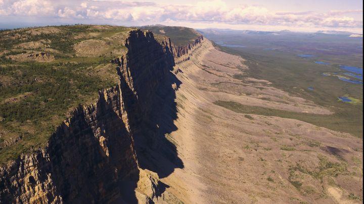 Discovery Ridge Canada NWT - Mark Hill