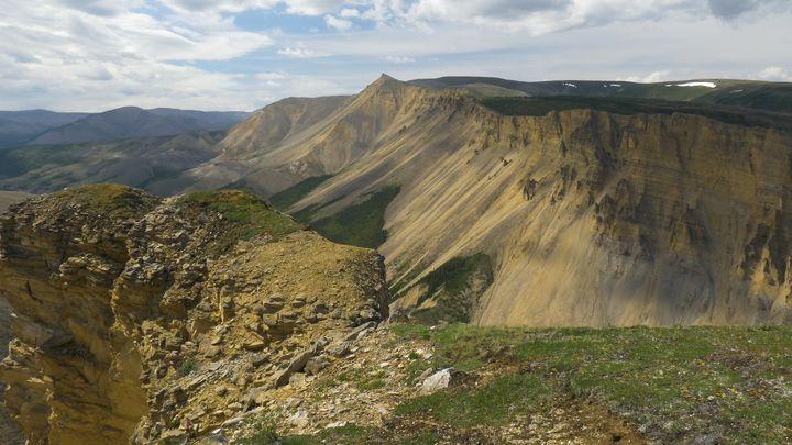 Dodo Canyon Canada NWT - Mark Hill