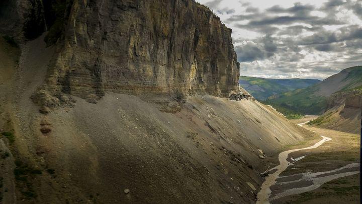 Dodo Canyon, Canada NWT - Mark Hill