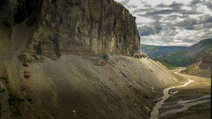 Dodo Canyon, Canada NWT