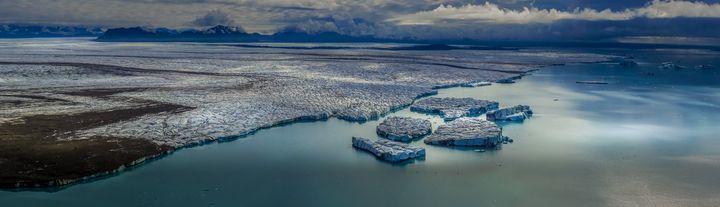 Bering Glacier Alaska - Mark Hill