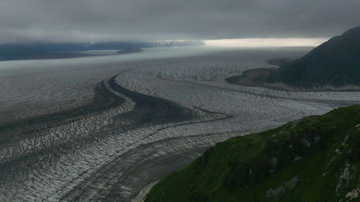 Brady Glacier Alaska - Mark Hill