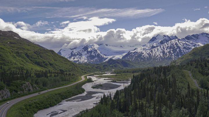 Alaskan Summer - Mark Hill