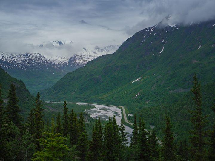 Alaskan Moods - Mark Hill