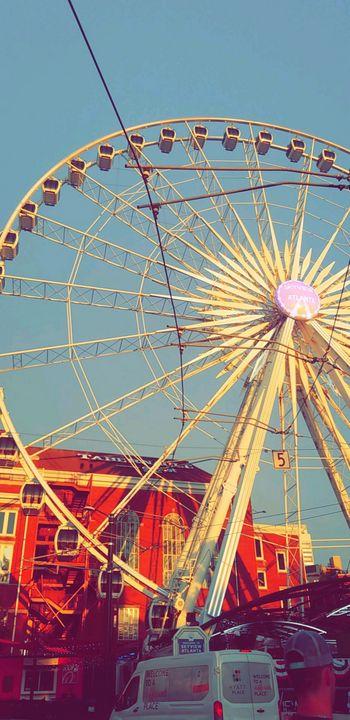 Wheel of fortune 1 - Amié