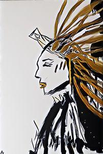 Indigenous Queen