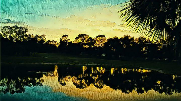 Reflection - Amié