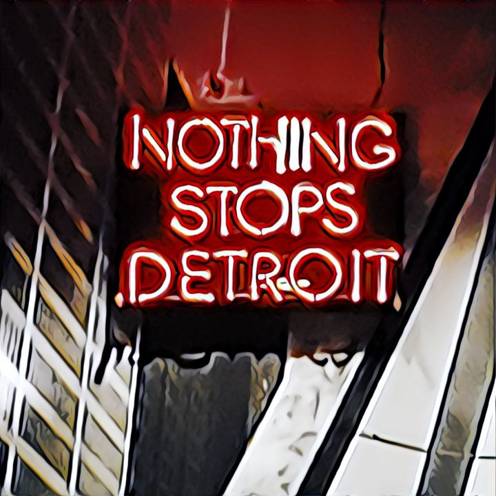 Nothing stops Detroit - Amié