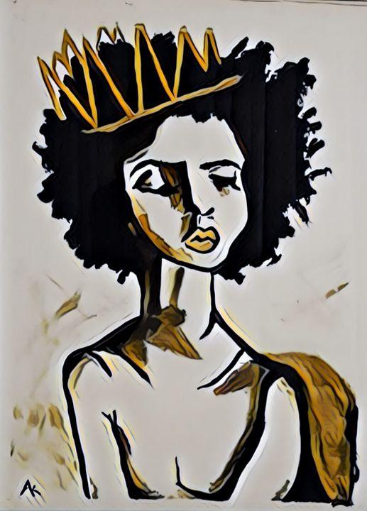 The Queen - Amié