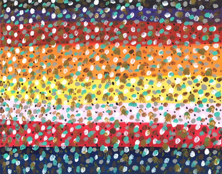 Patterns of My Heritage - Rachael Mendonsa Gilchrist