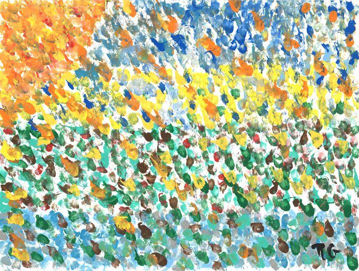 Raining Sunshine - Rachael Mendonsa Gilchrist