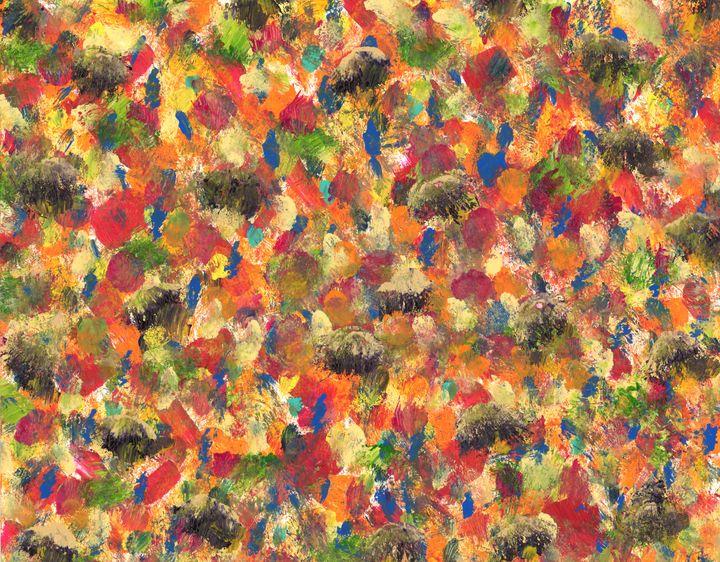 Floral Remnants - Rachael Mendonsa Gilchrist