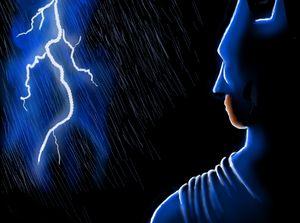 A Stormy Night in Gotham