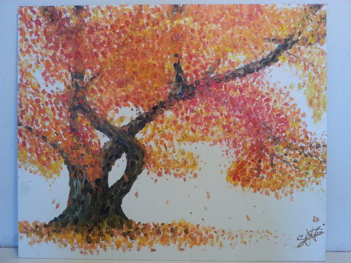 Roble - Susana Martin ArtStudio