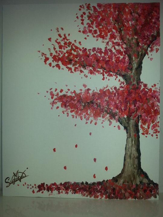 Acacis - Susana Martin ArtStudio