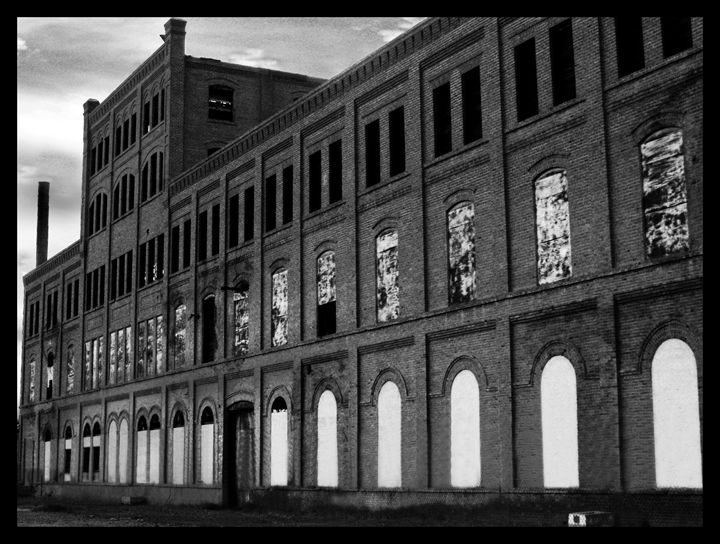 Haunted Factory or Not - Perpetiel Art