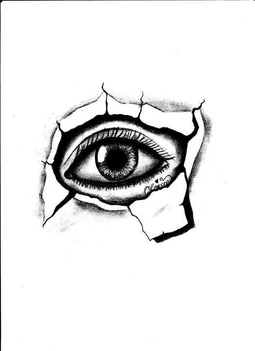 Seek Through With Your Eyes - Lorren Kayye