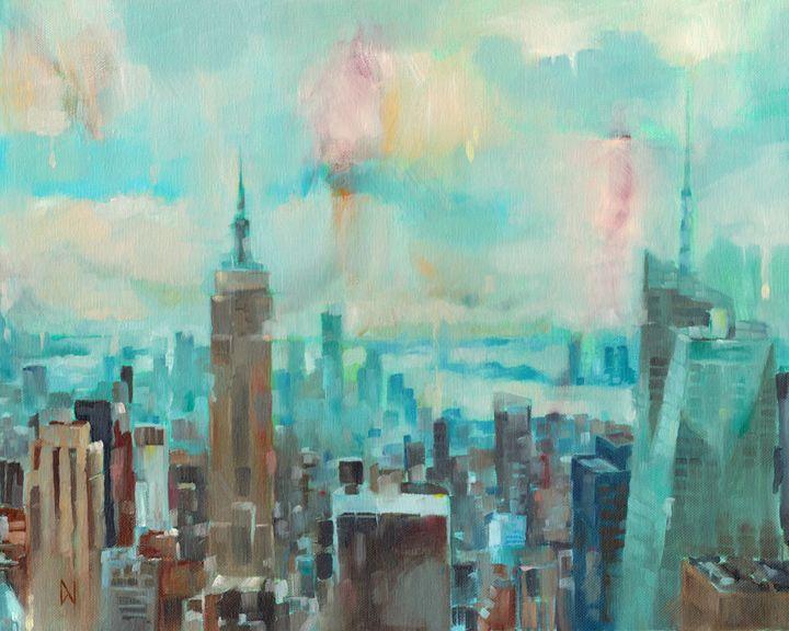 NYC - Dom Ng Artworks