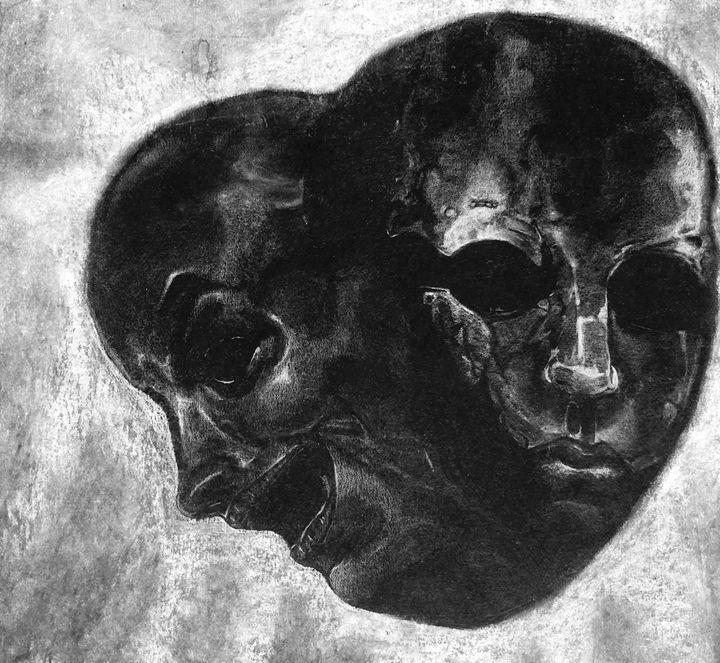 Faces of love - Warren Sylne