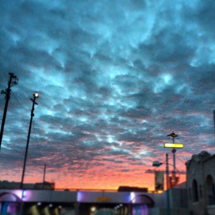 Southwest Sunrise - jammer66