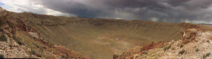 Meteorite Crater - jammer66
