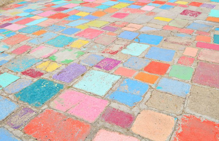 Colorful Steps - jammer66