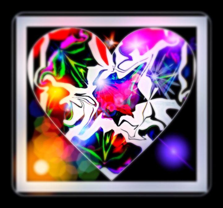 Heart of Colors - Snakeskinner Designs