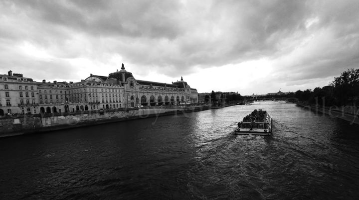 Seine river and cruise - R&H Art Gallery