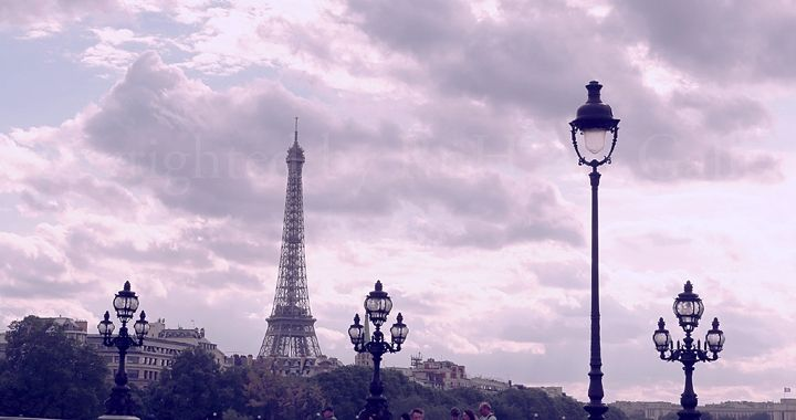Eiffel Tower - R&H Art Gallery