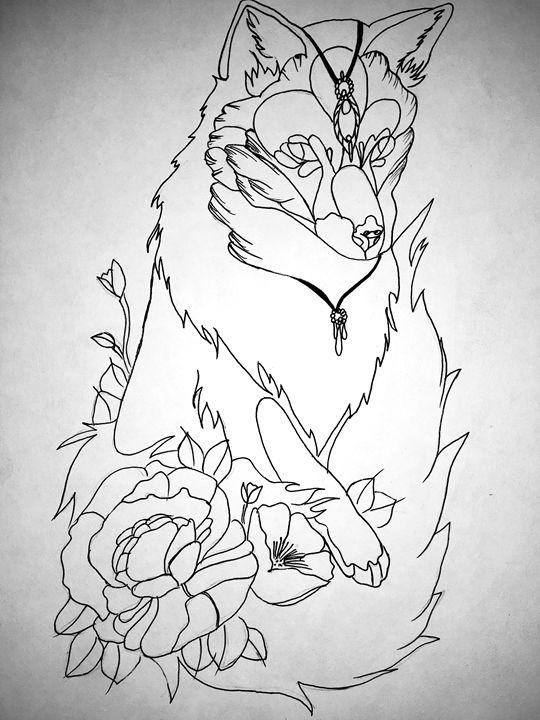 Wolf - Jasmine Burns