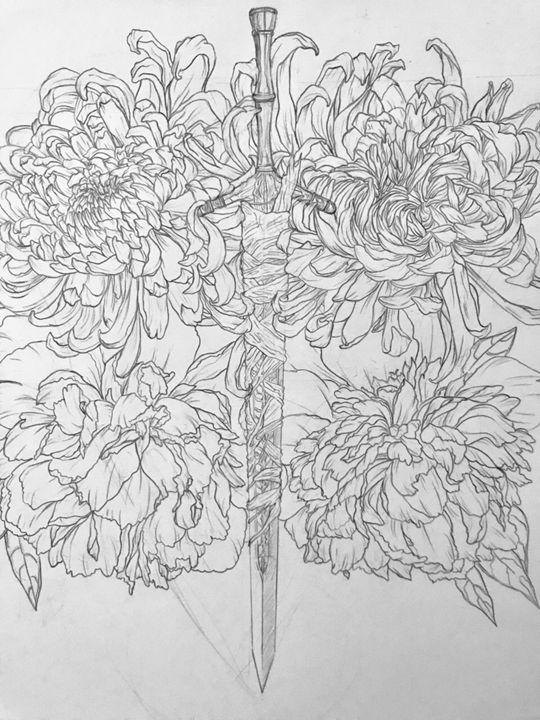 Flora - Jasmine Burns