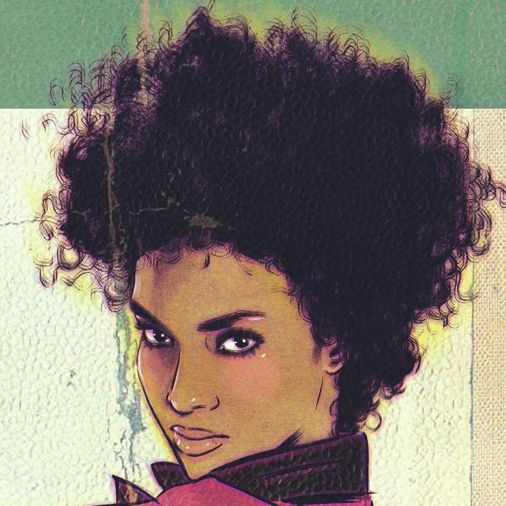 Don't touch my hair - Jasmine Burns