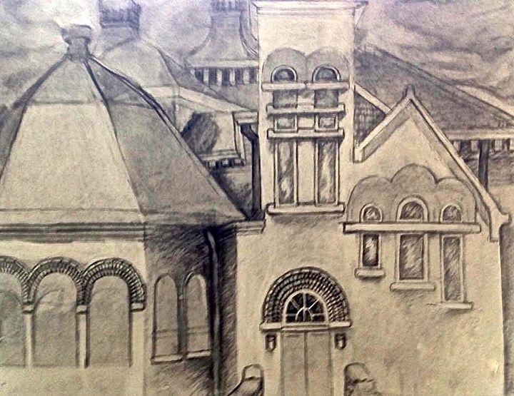 Campus Buildings - Sydney Lohner