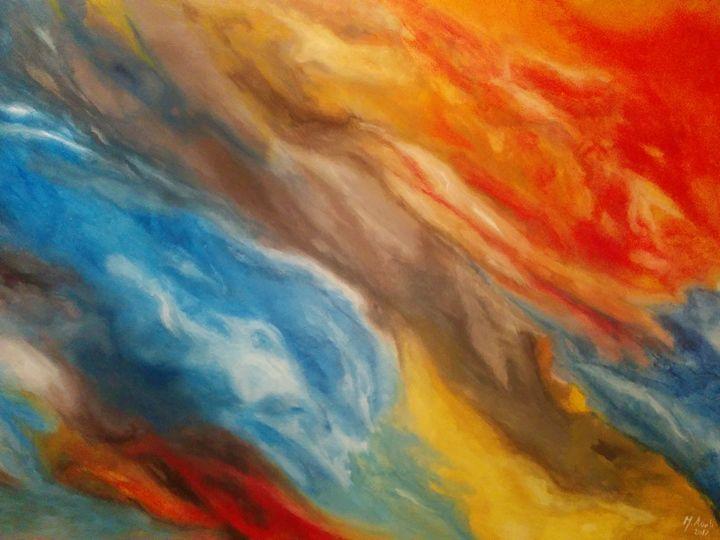 Les couleurs du ciel - Esoteronergia