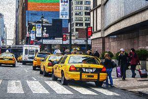 NYC Street - Christine Mitchell