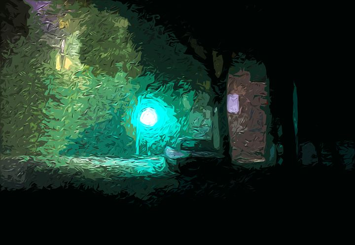 Green Light - Christine Mitchell