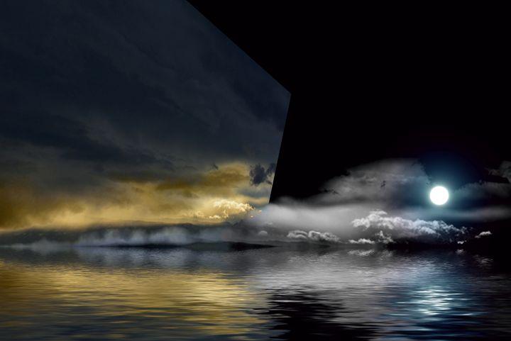 Moon Cloud - Elaine Hunter