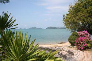 Beach Park - Thailand - Art KalleCat