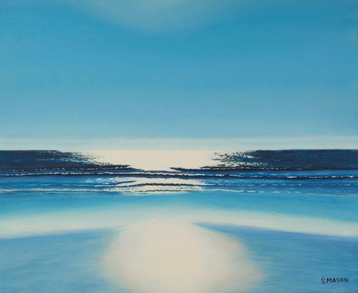 glare - beaches and sunsets