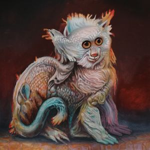 fiery critter